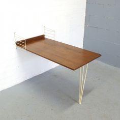 Writing Desk by Nisse Strinning for String Design AB   #10508