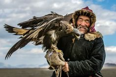 Golden Eagle Festival in Mongolia 10