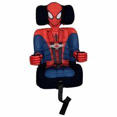 Marvel Ultimate Spider-Man Friendship Combination Booster Car Set by KidsEmbrace, Red Gadget, Spiderman Car, Batman, Forward Facing Car Seat, Superhero Class, Marvel Ultimate Spider Man, Toddler Car, Booster Car Seat, Car Set