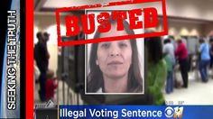 Mexican Woman Sentenced To 8 Years In Prison For Voter Fraud In TX
