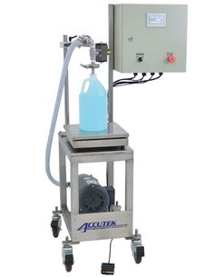 Filling machines at Accuek are ideal for accommodating most product types. Ranging  from regular free flowing liquid products to products that are viscous or thick in nature, our machines are suitable for all products.