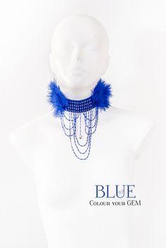 GEM II in blue
