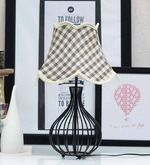 Buy Tu Casa Jute Check Pyramid Shade by Tu Casa online from Pepperfry. ✓Exclusive Offers ✓Free Shipping ✓EMI Available