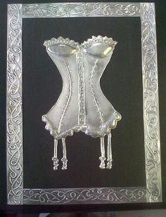Beautiful Victorian Bodice