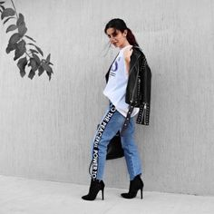 | These boots are made for walking | #QNTRL #fblogger #linkinbio • • • • • #topshop #topshopcy #streetwear #streetstyle #pdbae #publicdesire