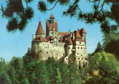 Dracula's Castle in Romania $135,000,000.00 This amazing house, castle actually, is an old building that has 57 rooms, 17 bedrooms that decorate with beautiful antique furniture. It's located in the top of hill so the scenery must be wonderful from there.