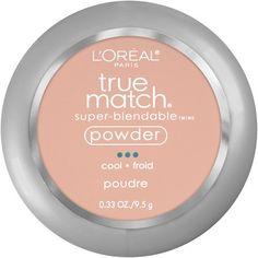 Media Makeup, Oil Free Makeup, Wrinkled Skin, L'oréal Paris, Perfect Skin, Face Powder, Makeup Brands, Light Skin, 98