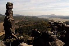 Achtung: Die schrägsten Felsformationen der Welt Bild 17 - Reisen