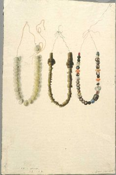 colliers tibétains