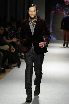 Mirto, MFShow Men Otoño Invierno 2014-2015 #modamasculina