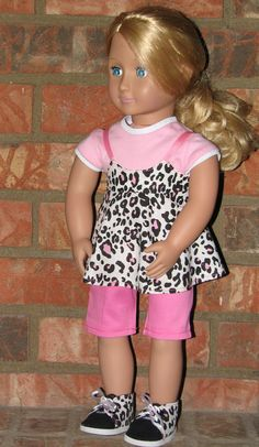 Everybody likes an animal print outfit SOLD