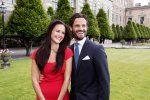 En hälsning från Prins Carl Philip och Sofia Hellqvist - Sveriges Kungahus