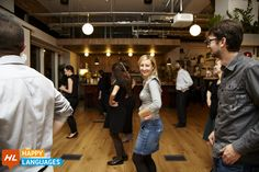 Flamenco and Spanish Meet Up on Thursday 13th October at WeWork Chancery Lane in London