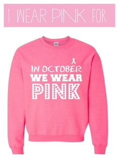 """""""pink"""" by mariarospigliosi ❤ liked on Polyvore featuring IWearPinkFor"""