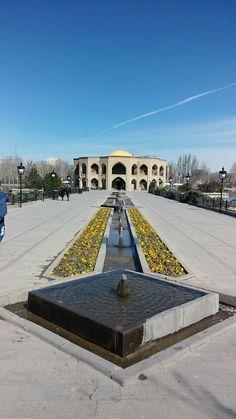Şah gölü İRAN _ TEBRİZ