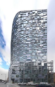 100 11th Avenue, New York (2010) | Ateliers Jean Nouvel | photo: Yann C via Flickr