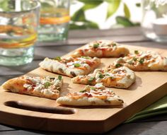 Grilled Sweet Chili Flatbreads #Pizza #Appetizer #Recipe