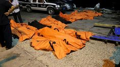 Migrant crisis: up to 200 dead after boat carrying refugees sinks off Libya   World news   The Guardian