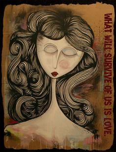 Kleousa ( Art by Sonke Wia )
