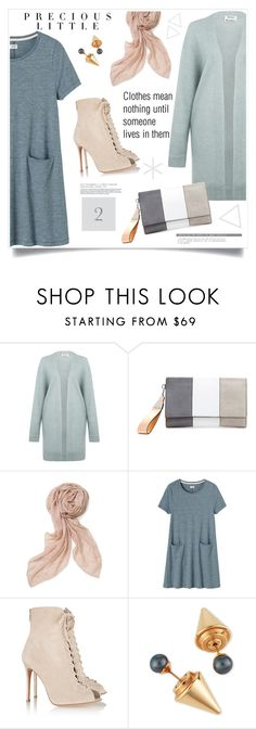 """Cold Nights ... Warm Words"" by marina-volaric ❤ liked on Polyvore featuring Acne Studios, Stella & Dot, Toast, Gianvito Rossi, Vita Fede and Agent Provocateur"