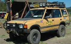 I NEED the Camel Trophy Rover
