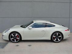 2014 Porsche 911 50th Anniv.