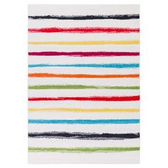Junita Kid S Rug White Surya