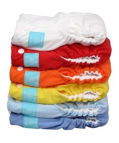 Love the idea of cloth diapers, plan on using them....we will see how that works out ;)