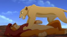 Screencap Gallery for The Lion King Simba's Pride Bluray, Disney Sequels). Simba and Nala have a daughter, Kiara. Timon and Pumbaa are assigned to be her babysitters, but she easily escapes their care and ventures into the Kiara Lion King, Kiara And Kovu, The Lion King 1994, Lion King 2, Lion King Movie, King Simba, Simba Disney, Disney Lion King, Disney And Dreamworks