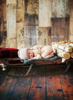 photo by kelly klatt birch logs prop Boy Pictures, Newborn Pictures, Baby Photos, Newborn Pics, Christmas Photography, Winter Photography, Baby Boy Newborn, Baby Kids, Hospital Pictures