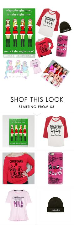 """""""Mean girls Christmas"""" by stella-19 ❤ liked on Polyvore featuring мода и Casetify"""