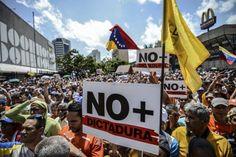 RS Notícias: Oposição venezuelana anuncia processo contra juíze...
