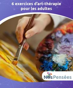 6 art therapy exercises for adults - exploring your mind - Art Journal Art Journal Prompts, Atelier D Art, Art Journal Tutorial, Art Courses, Art Journal Inspiration, Art Techniques, Installation Art, Art Tutorials, Art Projects