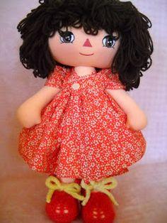 unique handmade dolls