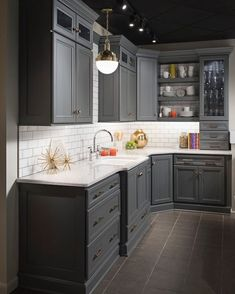 best rustic kitchen you need to see 00005 best rustic kitchen … – Gray Espresso Kitchen Cabinets Grey Kitchen Designs, Rustic Kitchen Design, Home Decor Kitchen, Kitchen Interior, Home Kitchens, Diy Kitchen, Kitchen Ideas, Cheap Kitchen, Dark Grey Kitchen Cabinets