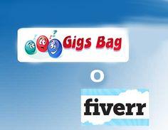 ¿Webs de Micro trabajos GigsBag o Fiverr: ¿Cuál es mejor?   Blog de GigsBagBlog de GigsBag
