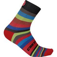 Castelli Striscia 13 Socks   Cycling Socks