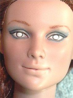 Watch a Fashion Doll Repaint
