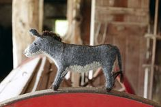 Donkey from Best in Show: Knit Your Own Farm by Sally Muir and Joanna Osborne