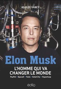 Considéré comme l'un des plus grands entrepreneurs de ce siècle, citoyen canadien de par sa mère et naturalisé américain en 2002, Elon Musk est sur le point de transformer le monde industriel et technologique. Inventeur, ingénieur, homme d'affaires, il a fondé plusieurs entreprises dans des secteurs de pointe tels que Paypal qui a redéfini les règles du marché des paiements, SpaceX qui concurrence aujourd'hui la Nasa et Arianespace, Telsa [...] [R-B]