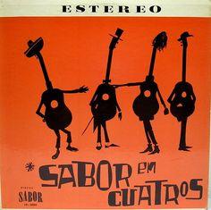 Ali Aguero Y Sus Cuatros - Sabor En Cuatros (Vinyl, LP, Album) at Discogs