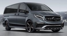 Mercedes-Benz V-Class: Tuning: Topcar presents inferno body kit for the Mercedes V-Class - photo gallery - Mercedes-Benz V-Class: Tuning: Topcar presents inferno body kit for the Mercedes V-Class – photo - Mercedes Benz Viano, Mercedes Benz Amg, Van Mercedes, Benz Car, Class 2017, Mercedes Benz Wallpaper, Monospace, Expedition Vehicle, Luxury Suv