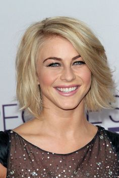 Julianne Hough's hair is as well known as her dancing. Her short blond locks have been requested in salons across the country. Come see why!
