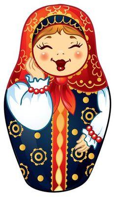 "Photo from album ""Матрёшки"" on Yandex. Russian Painting, Russian Art, Matryoshka Doll, Kokeshi Dolls, Marionette, Pop Dolls, Vintage Paper Dolls, Doll Quilt, Doll Accessories"