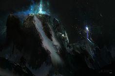Palace of the Stars by TK769.deviantart.com on @DeviantArt