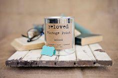Vintage Chalk Paint~Island