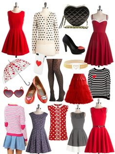 Love the entire wardrobe from the show New Girl that Zooey Deschanel wears!!!!! ♥