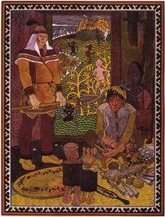 Poemas del río Wang: Tales of the Amur