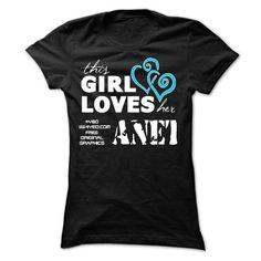 This girl loves her JANET - #hoodie tutorial #sweater women. TRY  => https://www.sunfrog.com/Names/This-girl-loves-her-JANET.html?id=60505