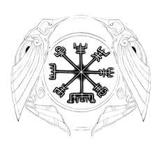 Futhark Geri Freki Shorts Odin Thor Germanen Runen Wikinger Wacken Heavy Metal